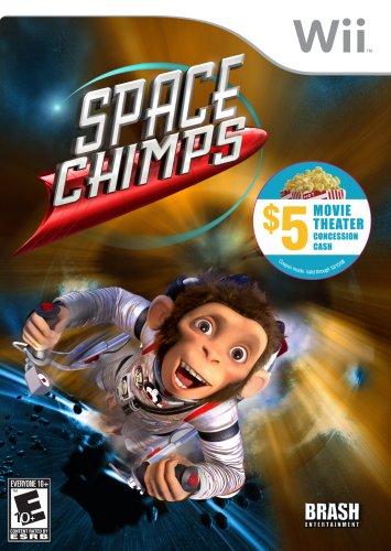 Space Chimps / Game [Importación Inglesa]