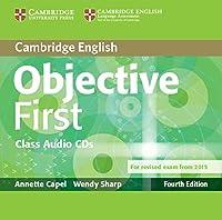 Objective First Class Audio CDs (2)