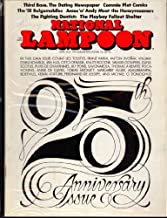 national lampoon 1972