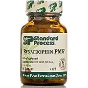 Renatrophin pmg 90 tablets by Standard Process.