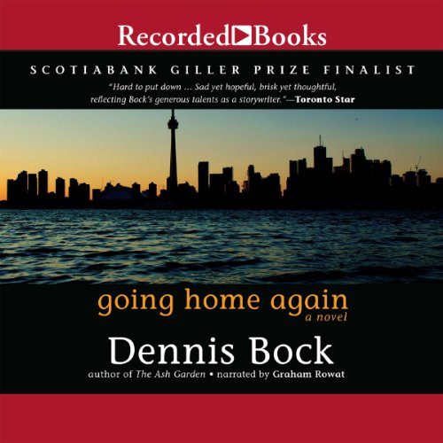Going Home Again audiobook cover art