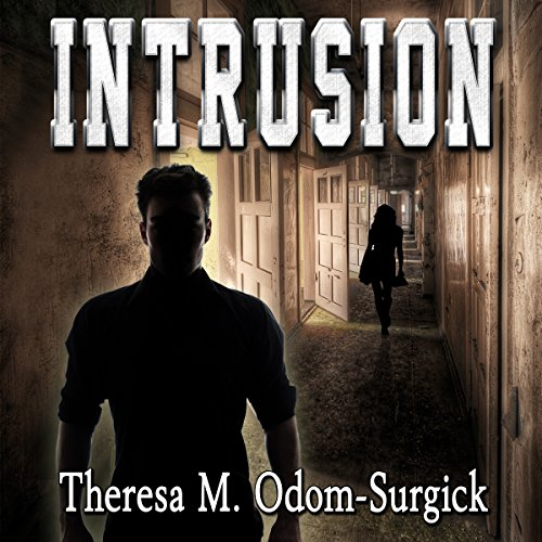 Intrusion audiobook cover art
