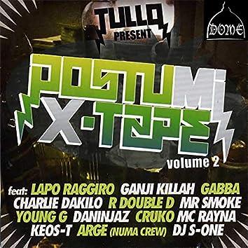 Postumi-X Tape, Vol. 2