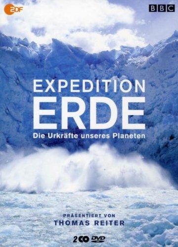 Expedition Erde - Die Urkräfte unseres Planeten (2 DVDs)