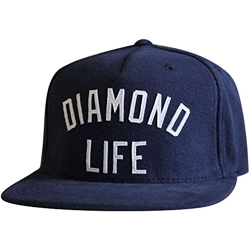 Diamond Supply Co. Arch Snapback Navy