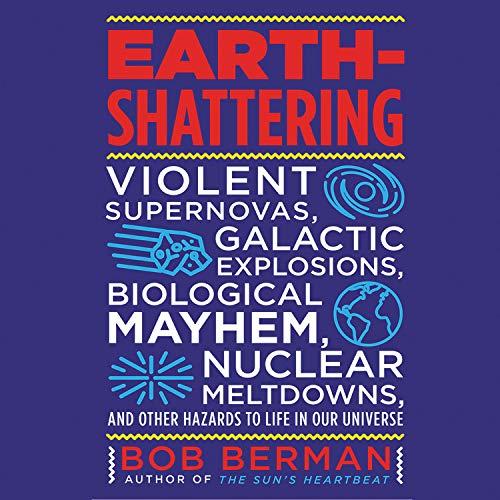 Page de couverture de Earth-Shattering