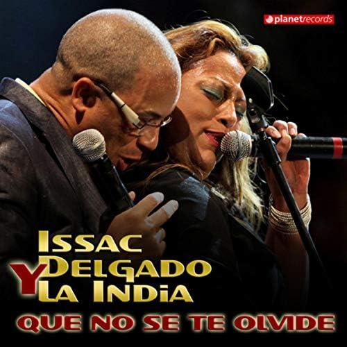 Issac Delgado & India