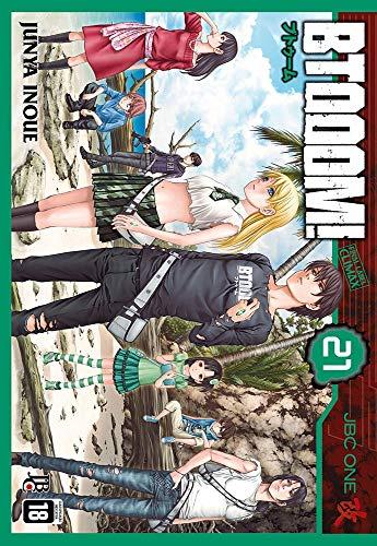 Btooom! - Vol. 21