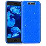 kwmobile TPU Silicone Case Compatible with ZTE Blade V8 -