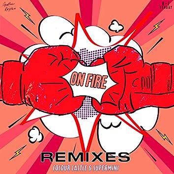 On Fire Remixes