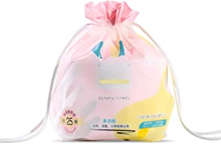 1 Pcs Disposable Face Towel Cotton Beauty Cleansing Portable Beauty Towel Cleansing Towel