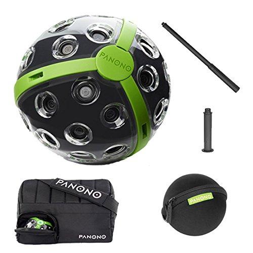 Panono Explorer Edition 360° Panoramakamera 108MP Wi-Fi 480g fotocamera per sport d'azione