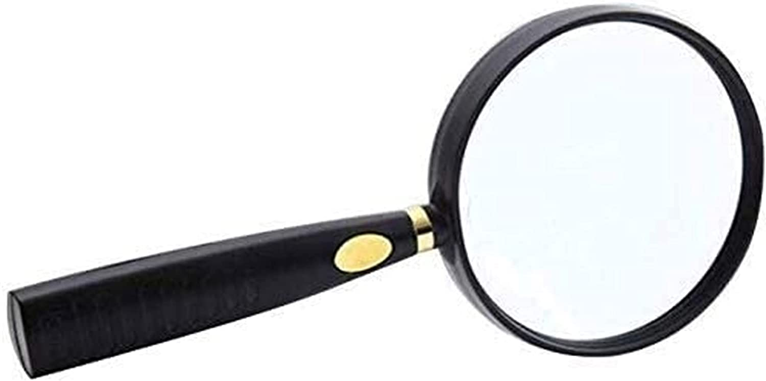 Magnifiers Handheld Ranking integrated 1st place Ranking TOP20 10 Times Magnifying Old Glass H Man 20