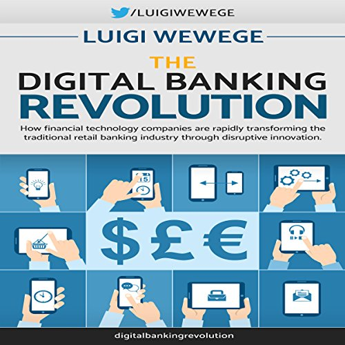The Digital Banking Revolution audiobook cover art
