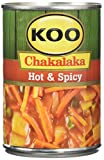 Koo Chakalaka Hot & Spicy 410g Can