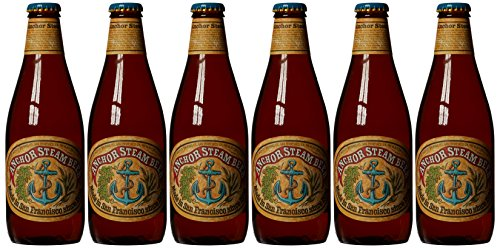 Anchor Brewing Company - Anchor Steam Beer 35,5Cl X6