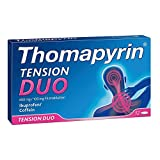 Thomapyrin Tension duo 400 Filmtabletten, 12 St. Tabletten