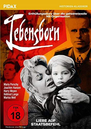 Lebensborn / Enthüllungsstory über die geheimnisvolle NS-Organisation mit Starbesetzung (Pidax Historien-Klassiker) [Alemania] [DVD]