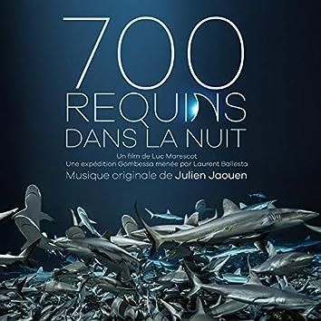 700 requins dans la nuit (Bande originale du film)