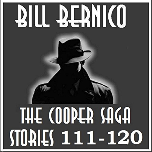 The Cooper Saga 12: Stories 111-120 audiobook cover art