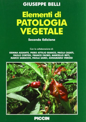 Elementi di patologia vegetale
