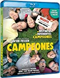 Pack: Campeones + Ni Distintos Ni Diferentes: Campeones [Blu-ray]