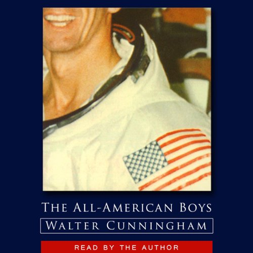 The All-American Boys audiobook cover art