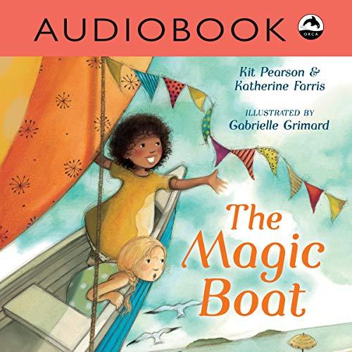 The Magic Boat cover art