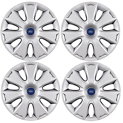 Ford 1704582 Wheel Trims/Cover, 16-inch, Set of 4