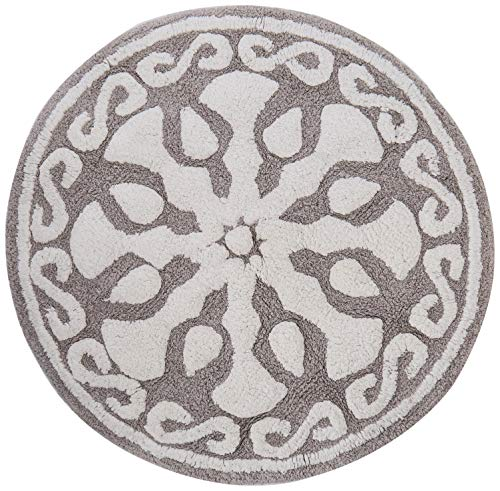 Madison Park Casablanca Rug, Grey