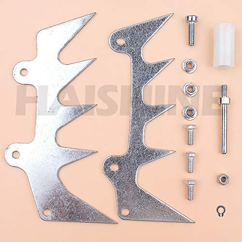 Replacement Parts, Dual Felling Dog Catcher Set for Stihl Ms311 Ms391 Ms361 Ms271 Ms291 Ms261 Saws