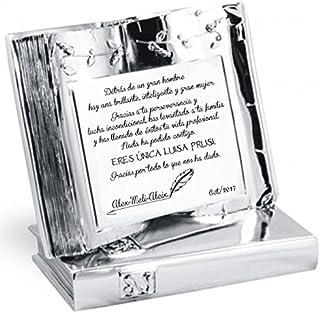 Kylie Minogue Plaza Diamante oblongo Cojín De Oro Rosa precargada 18 X 32cm