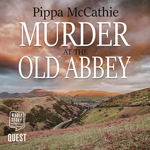 Murder at the Old Abbey audiobook cover art