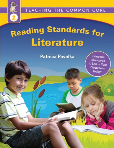 Teaching The Common Core Reading Standards For Literature 2