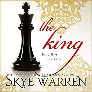 The King audiobook cover art