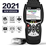 INNOVA 6200P ABS SRS OBD2 Scanner All Systems Code Reader with Oil Light Reset, Car Diagnostic Scan Tool with Battery Alternator Test Service/Smog Test/Live Data/Repair Solutions2 App