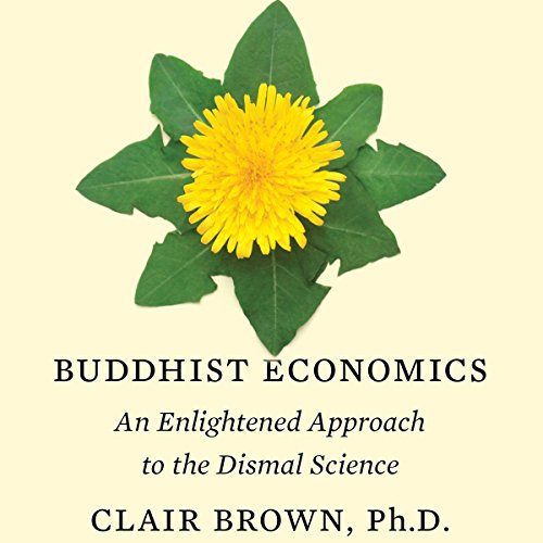 Buddhist Economics audiobook cover art
