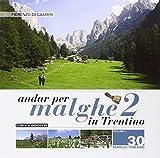 Andar per malghe in Trentino. 30 semplici itinerari per grandi e piccoli (Vol. 2)