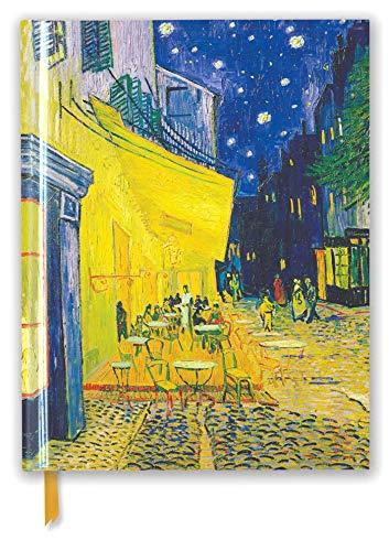 Van Gogh: Caf Terrace (Blank Sketch Book) (Luxury Sketch Books)