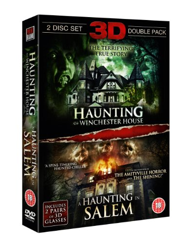 A Haunting - 3D (Double Disc) [DVD]