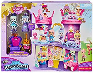 Shopkins Happy Places S7 Royal Castle Playset for Girls for 5+