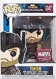 Funko Pop! Marvel: Thor Ragnarok - Gladiador Thor (Exclusivo del Cuerpo de coleccionistas) # 247