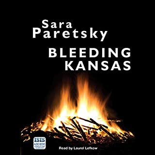 Bleeding Kansas                   By:                                                                                                                                 Sara Paretsky                               Narrated by:                                                                                                                                 Laurel Lefkow                      Length: 14 hrs and 57 mins     16 ratings     Overall 3.8