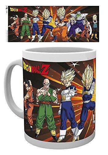 GB eye Ltd MG0910 Tazza Z Fighters- Dragon Ball Z, Multicolore