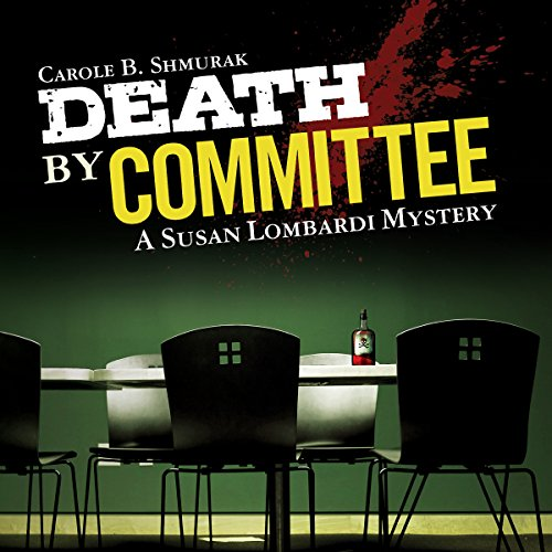 Death by Committee audiobook cover art