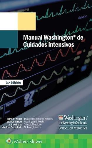 Manual Washington de cuidados intensivos (Spanish Edition)