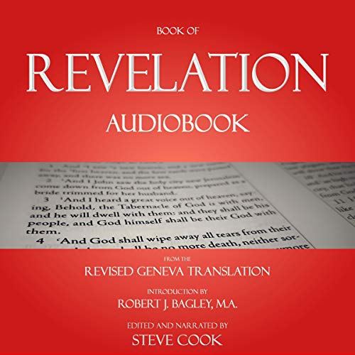Book of Revelation Audiobook: From the Revised Geneva Translation cover art