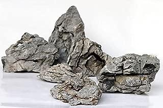 Seiryu Stone 17 lbs Rock Aquarium Mixed Medium & Large Stone Size only by SevenSeaSupply
