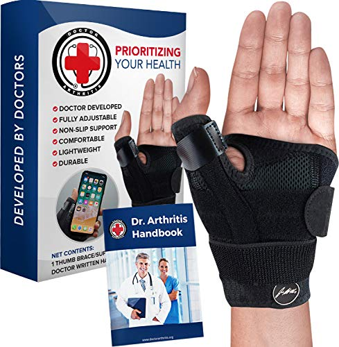 Doctor Developed Thumb Brace / Thum…