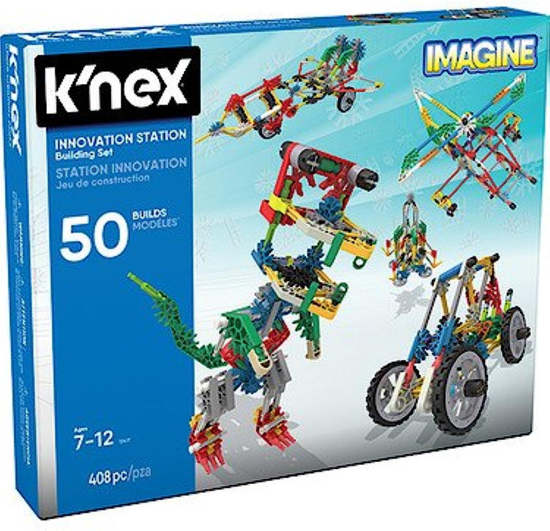 K'Nex KNEX 12417 Imagine Spiel BAU Set Innovation 50 Modelle B0756KZMJH  Sonderkauf | Einzigartig
